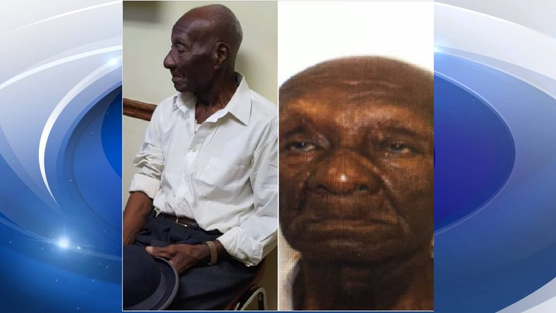 Solomon Ray, 99, was last seen on Jan. 14.