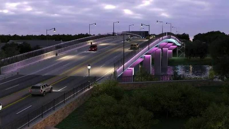 The bridge connecting North Augusta to Augusta has been around since 1939, but GDOT says it's...