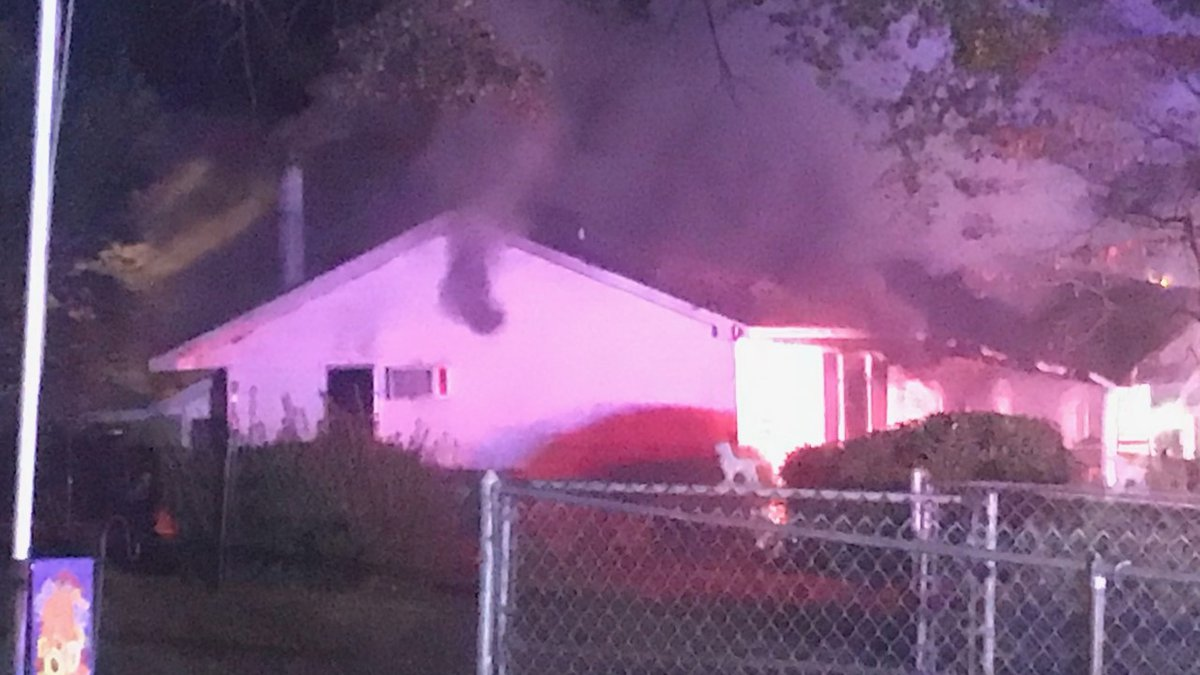 Crews were called to the 1800-block of Marion Ave in North Augusta after smoke was seen coming...