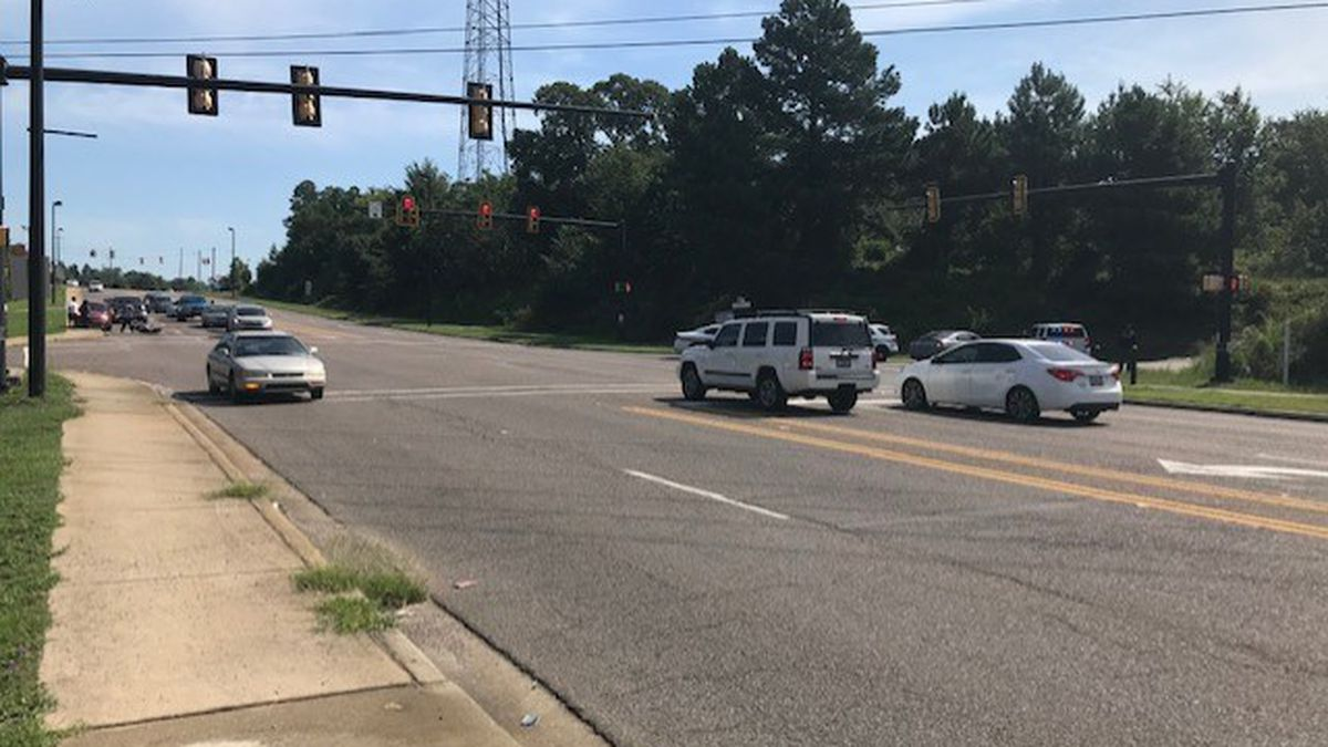 North Augusta Department of Public Safety has arrested a man after they say he stole multiple vehicles and committed several hit-and-runs.