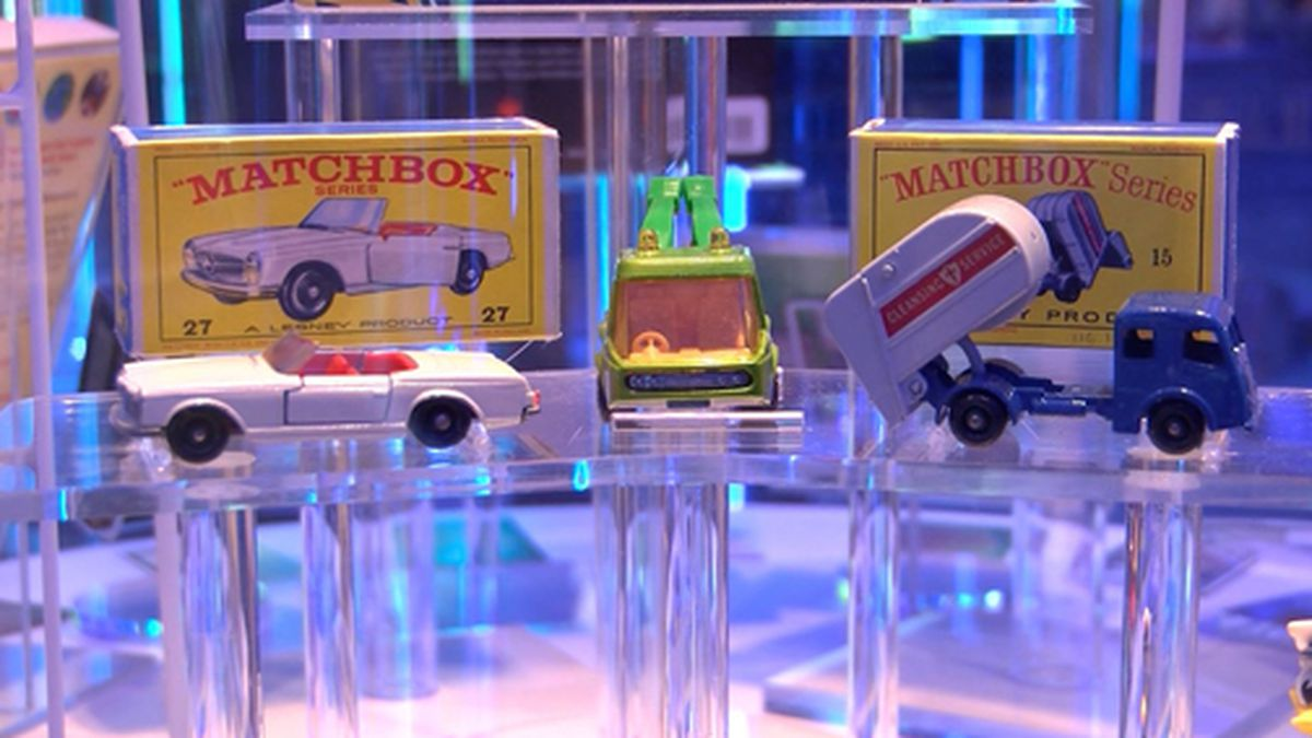 The 2019 inductees into the National Toy Hall of Fame are Magic: The Gathering, Matchbox Cars and coloring books. (Source: WROC/CNN)