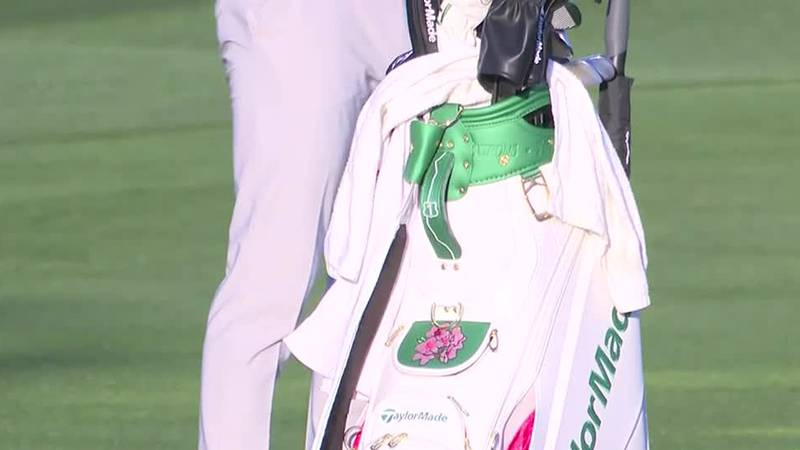 Here's the latest from the second day of practice at the Masters