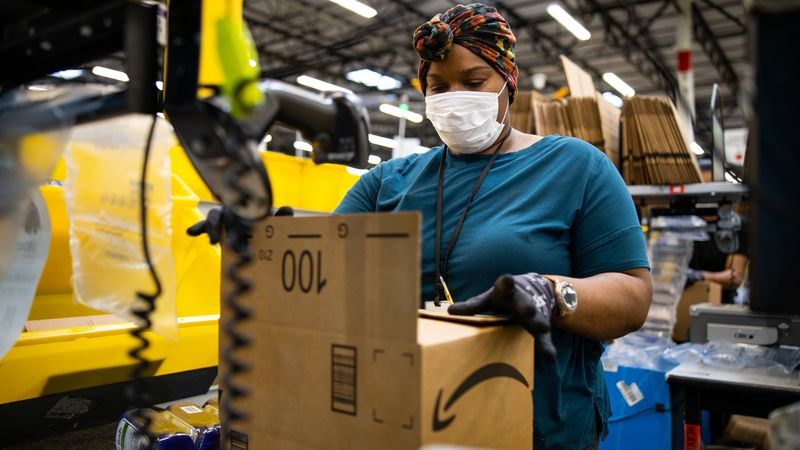 Amazon confirms building plans for second facility in Columbia County.