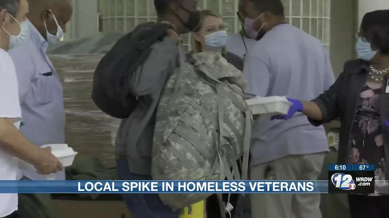 Pandemic worsens homelessness in our community especially among veterans