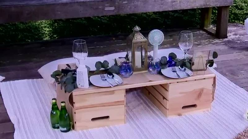 Augusta business owner brings a taste of luxury to traditional picnics
