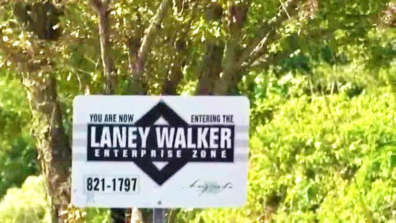 Laney Walker enterprise zone