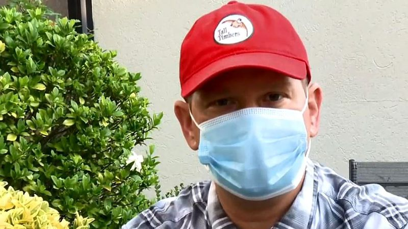 Matthew Moehle was diagnosed with leukemia right at the start of the coronavirus pandemic.