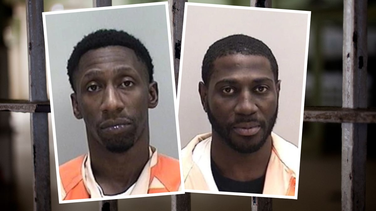 Demarcus Bright and Marcus Tyler are both facing charges in a Hephzibah murder case from 2019.