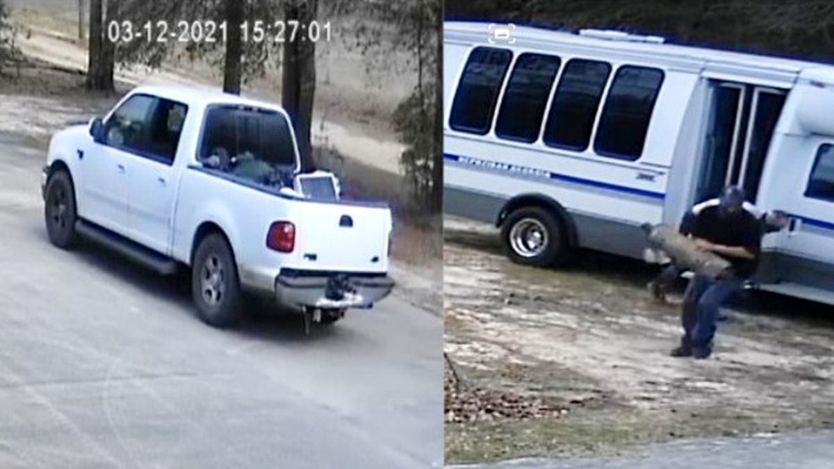 If you know anything about this catalytic converter theft incident, the Richmond County...