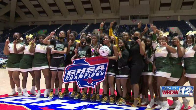 T. W. Josey High School Girls Basketball Team wins State Championship