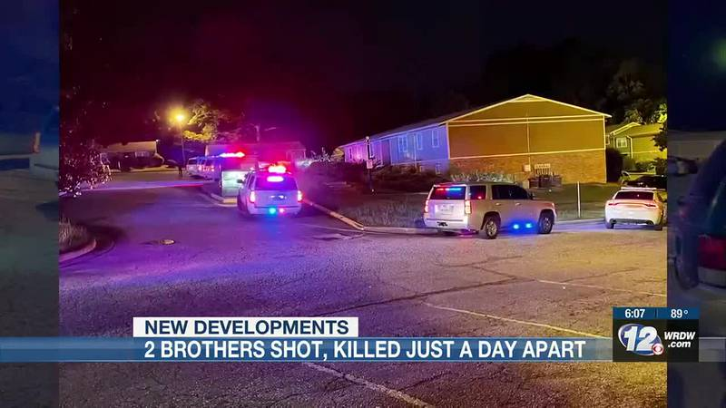 There are new developments in two of the deadly shootings in Aiken County this week. Today we...