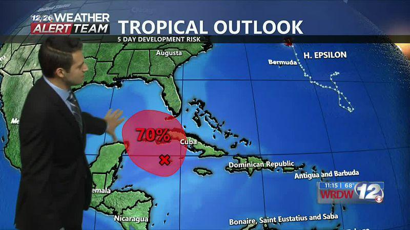 Tropical Risk
