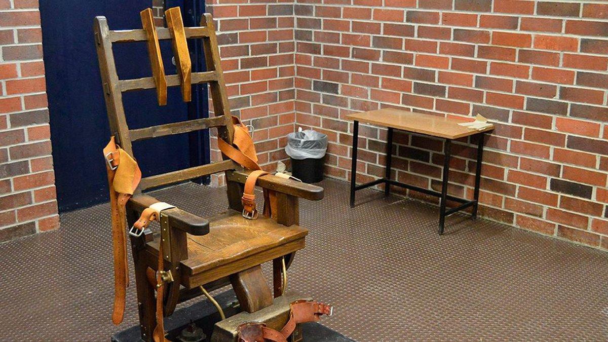 FILE (Kinard Lisbon/South Carolina Department of Corrections via AP, File) (Source: Kinard...