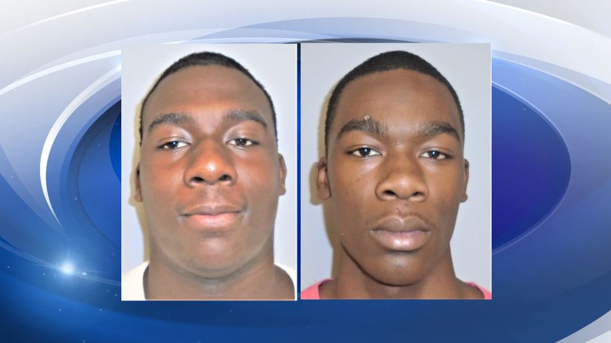 According to the Burke County Sheriff's Office, Barron Dixon, 18, and Dontavis Dixon, 17, have been charged with affray, disruption of public schools, and battery. (Source: Burke County)