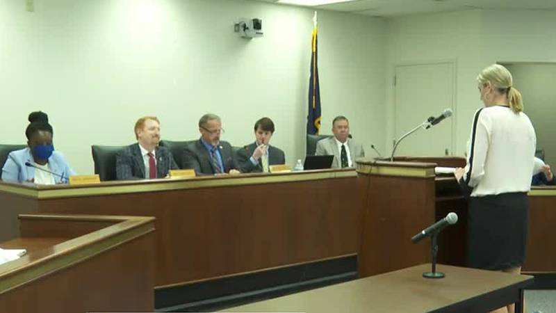 Meeting of the House Law Enforcement and Criminal Justice Subcommittee in Columbia