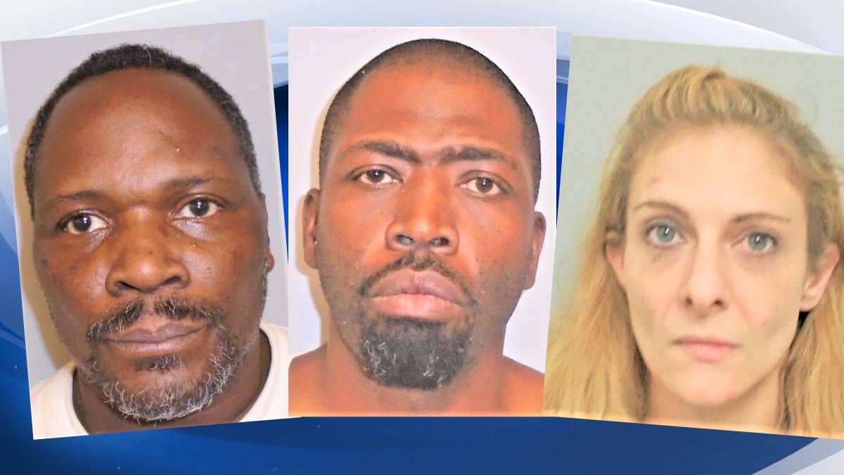 Burke County trio accused of operating illegal pill factory