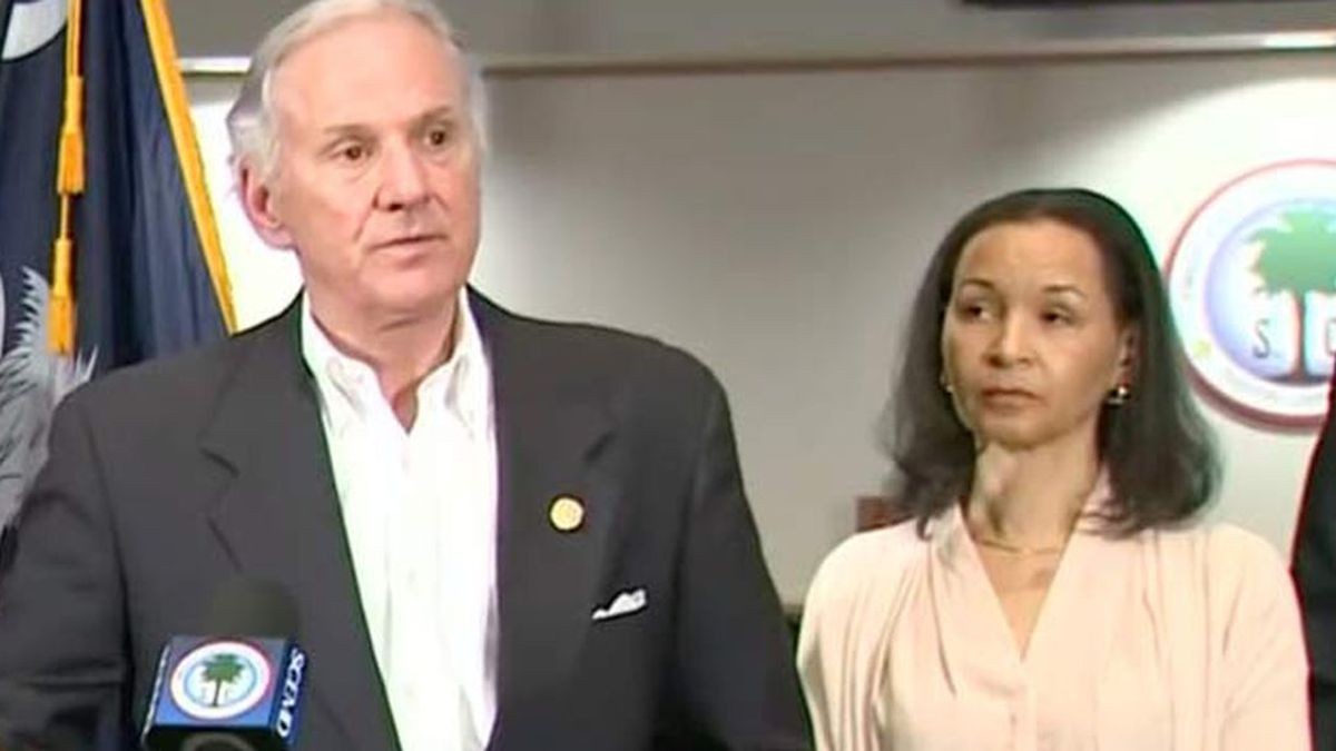 """Two Upstate lawmakers sent a letter to Gov. Henry McMaster asking him to issue a """"stay at home"""" order Tuesday. (Source: Live 5)"""