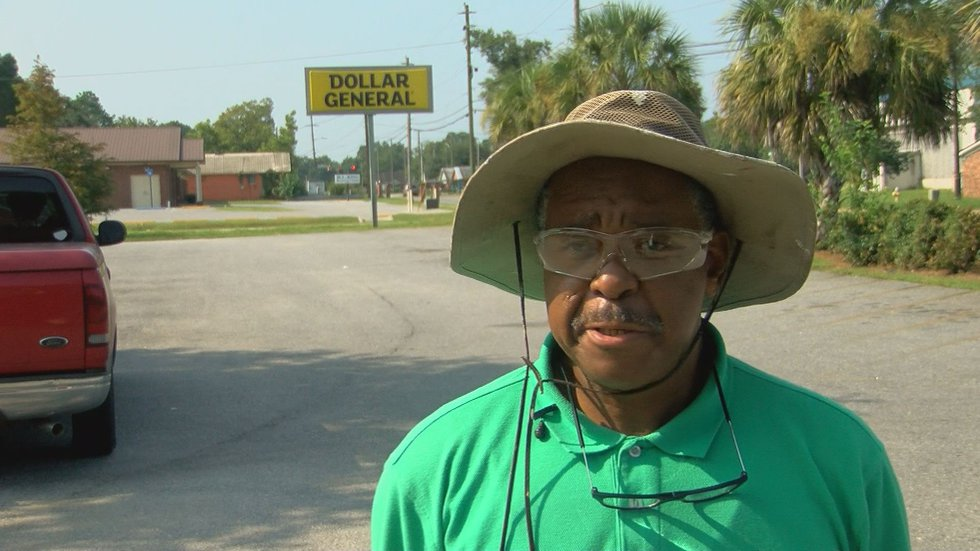 Dougherty County Commissioner Anthony Jones says people deserve more retail options.