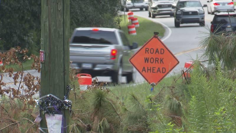 Fury's Ferry Road widening project underway