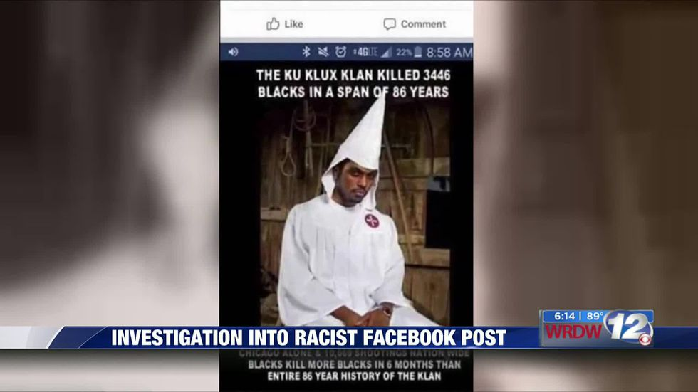 District investigation into racist Facebook post