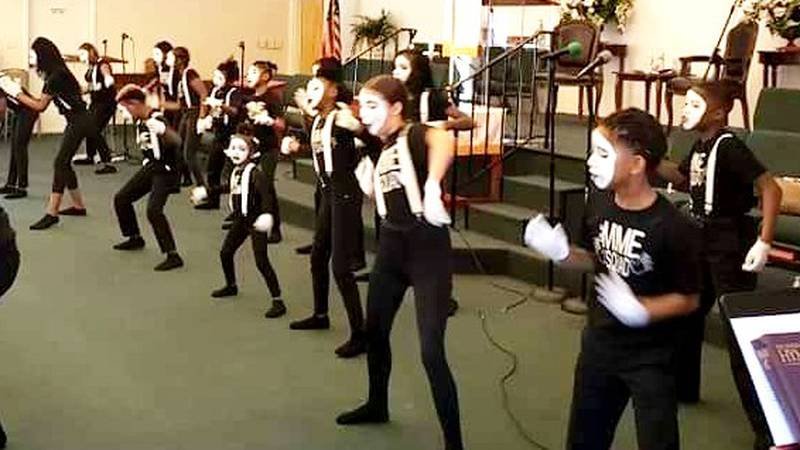 Kingdom Energizers Mime Youth Ministry