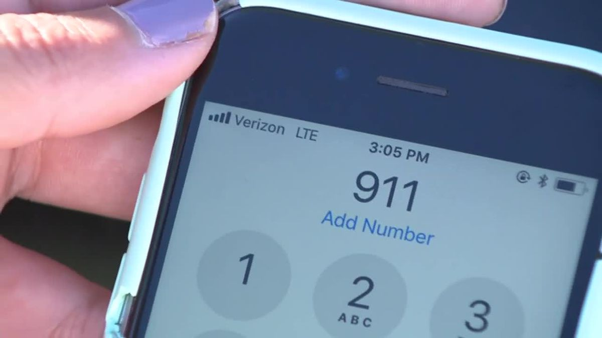 "Aiken County's 911 service is working around what they're calling ""diminished capabilities""..."