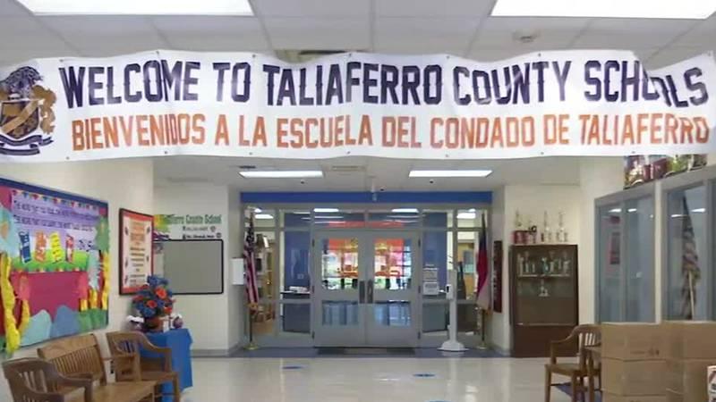 Taliaferro County's Schools