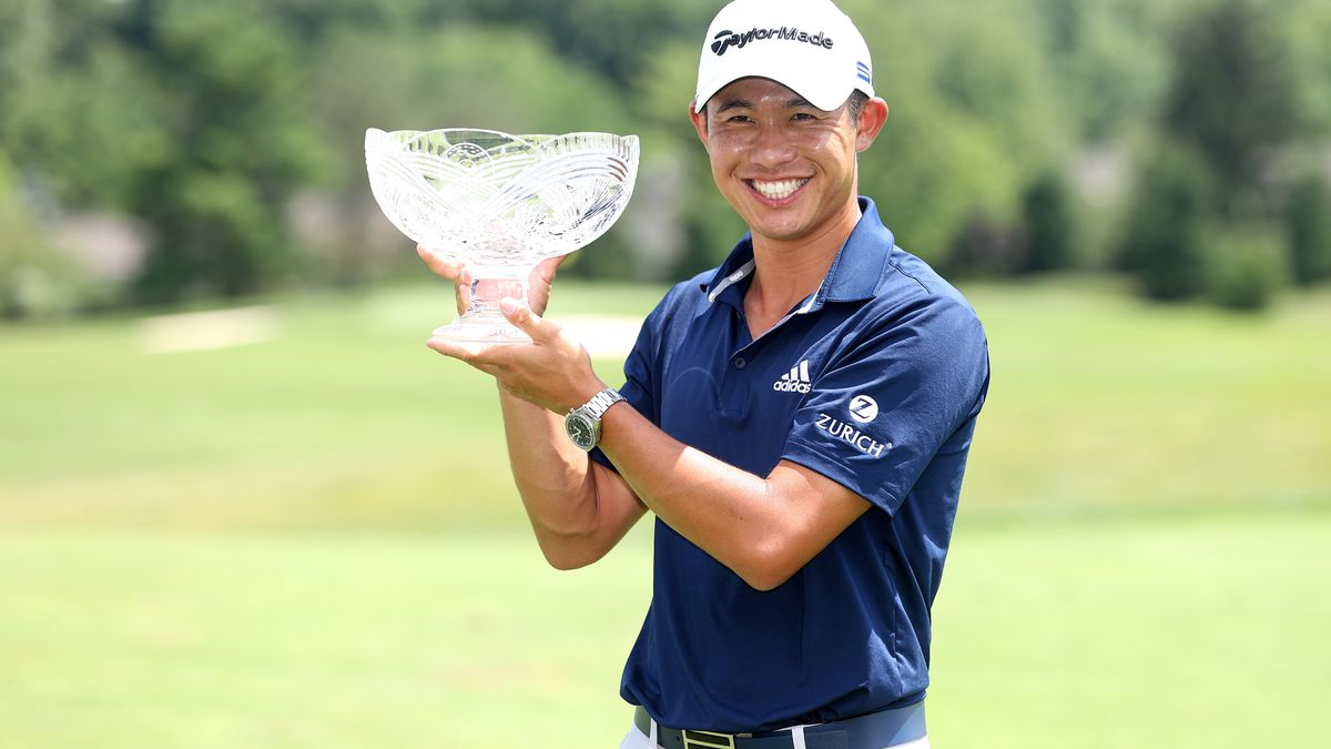Morikawa clutch in finish and playoff to win Workday Open.