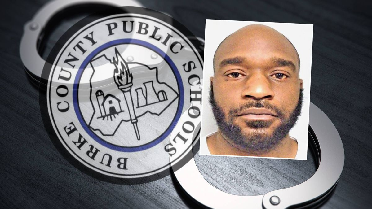 Rashad Carter, 42, was arrested on charges of aggravated assault and child cruelty.