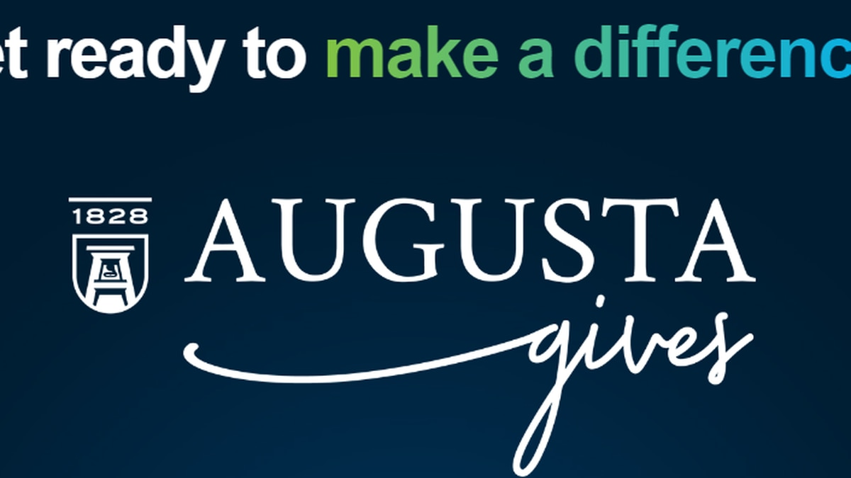 Augusta Gives campaign, hosted by Augusta University
