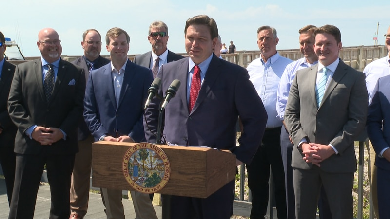 On Thursday, Florida Gov. Ron DeSantis signed a wide-ranging voting bill, making his state the...