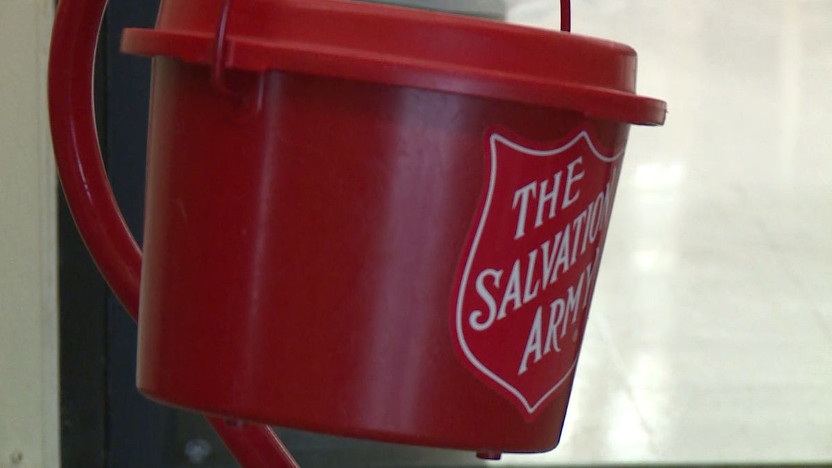 The Salvation Army is looking for in-person bell ringers to collect donations.