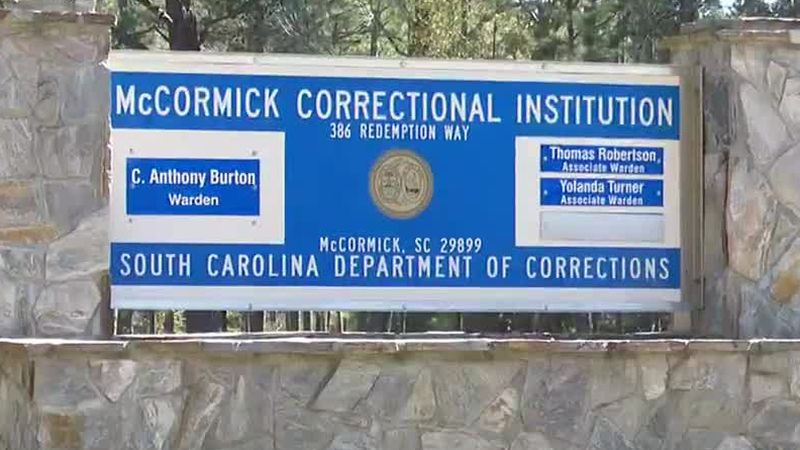 Inmates escape cell in McCormick prison