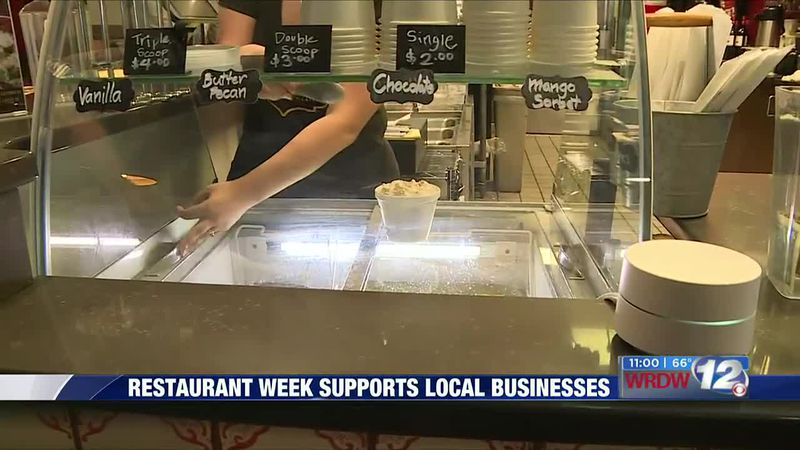 Columbia County restaurant week begins