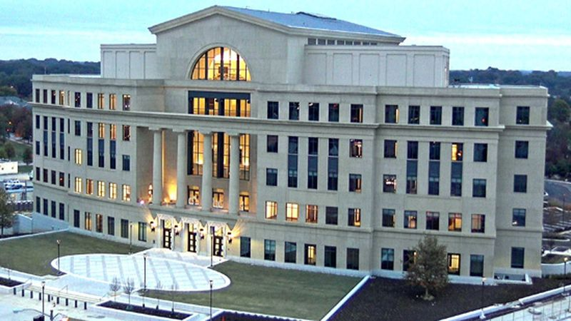 Georgia's Supreme Court Building (Source: Ga. Supreme Court)