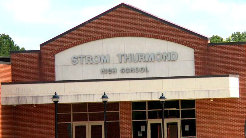 Strom Thurmond High School