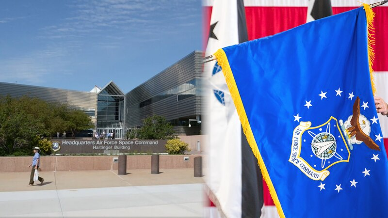 Colorado Springs is a finalist for Space Command's permanent home