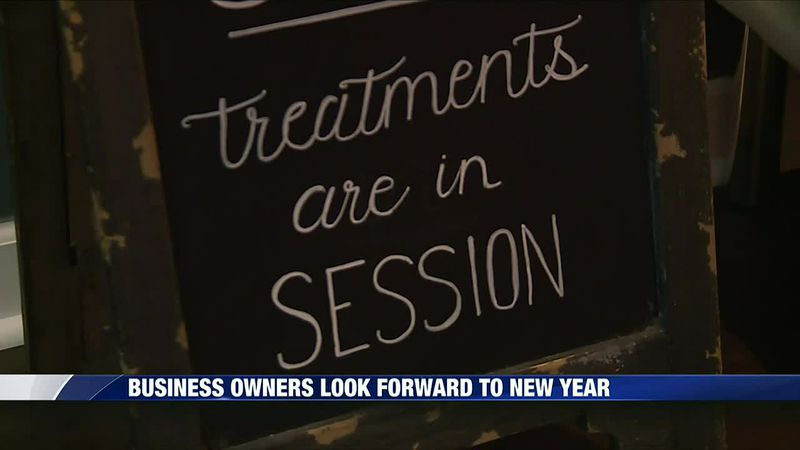 2020 didn't go exactly as planned, but business owners are ready for a fresh start to 2021.