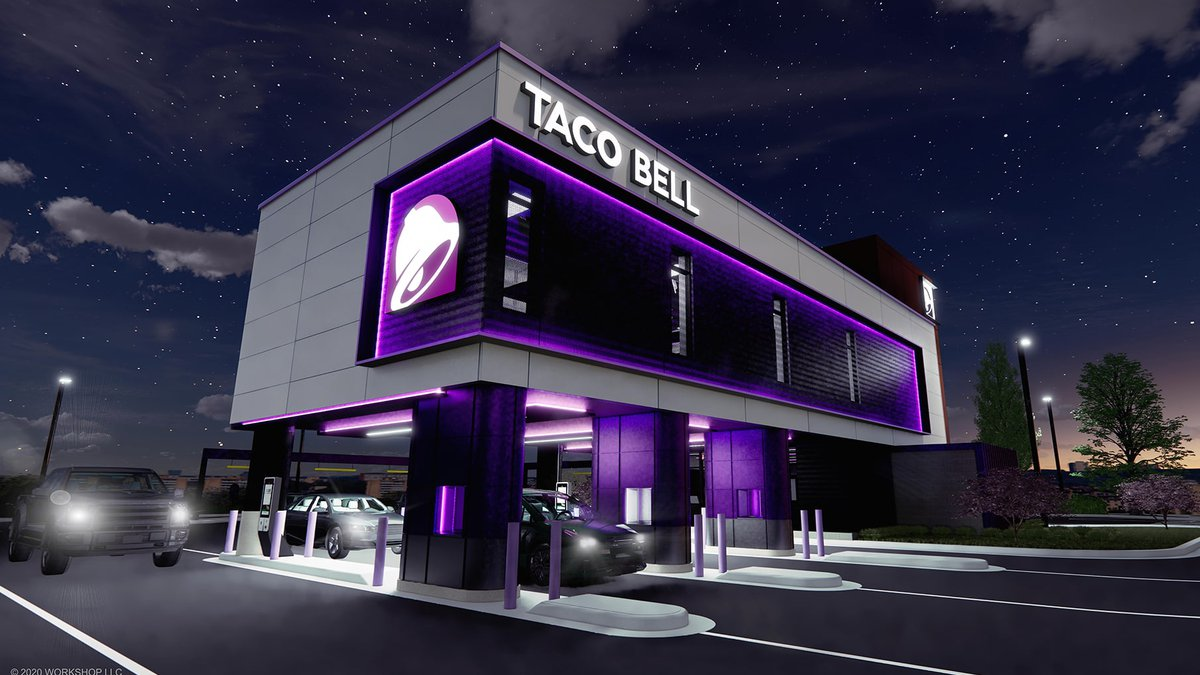 Taco Bell is set to break ground on a brand-new, innovative concept restaurant in Minnesota...