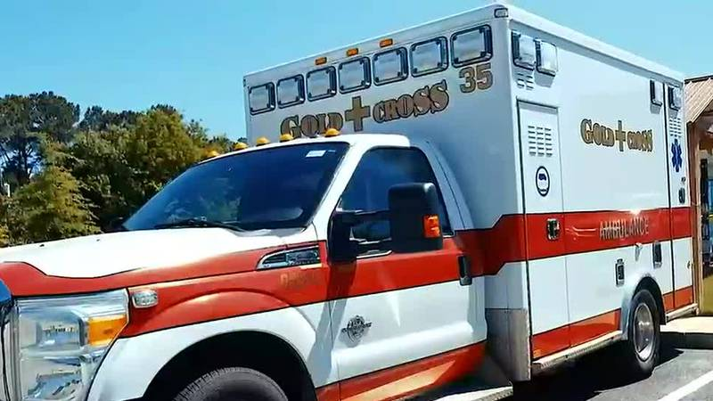 Augusta commissioners say they're looking into complaints about a hold up in ambulances....