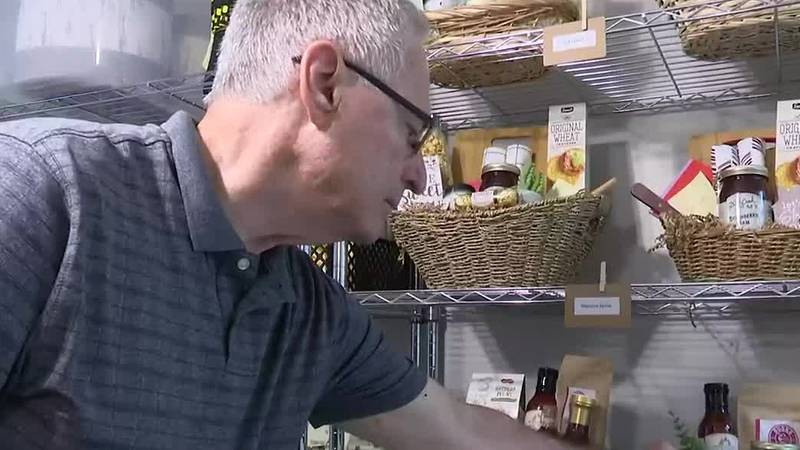 Augusta Gift Baskets give back to neighboring struggling businesses