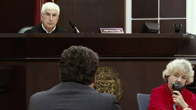 Ajudgeissues the first big ruling ina lead poisoning case involving a former Burke County...