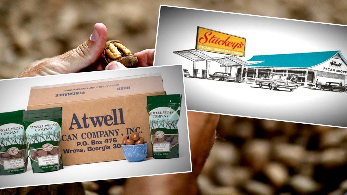Eastman-based Stuckey's has acquired the Atwell Pecan Co. and affiliated businesses in Wrens.