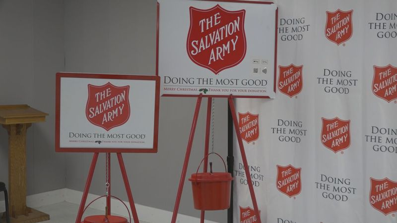 For the last 128 years, volunteers for the Salvation Army have spent the holiday season ringing...