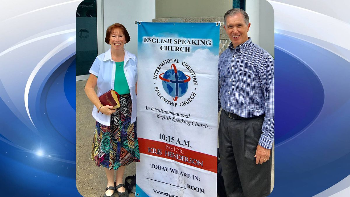 Rodger and Margaret Murchison, an Augusta couple, took a trip to Honduras for missionary work. (Source: WRDW)