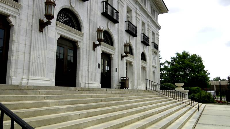 U.S. District Court, federal courthouse, Augusta, Ga.