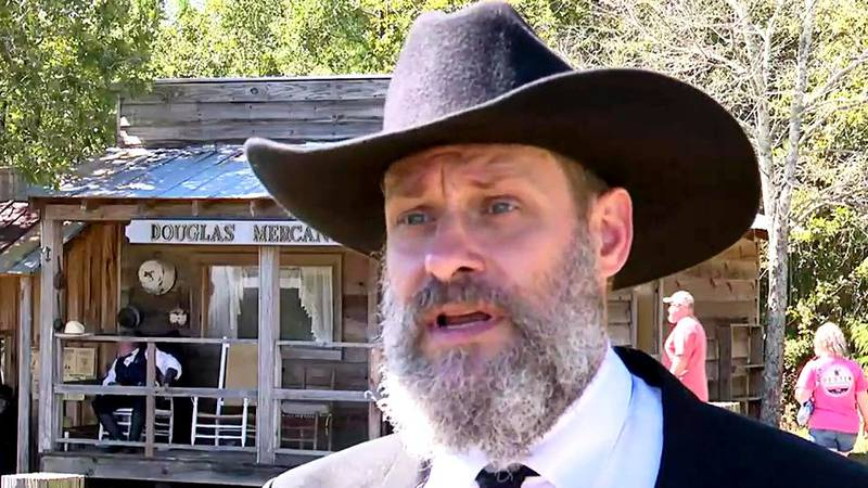 American Frontier Day was one of the events held over the weekend in the CSRA.