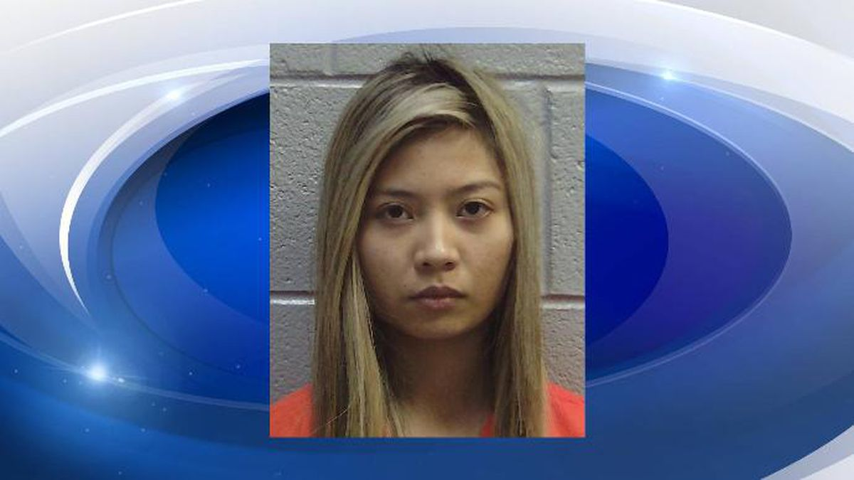 Kim Ahn Vo, 20, stands accused of providing material support to the terrorist organization, ISIS. (Source: Richmond County Sheriff's Office)